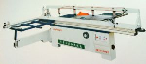 Precision Wood Cutting Sliding Table Saw pictures & photos