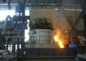 Electric Arc Furnace pictures & photos