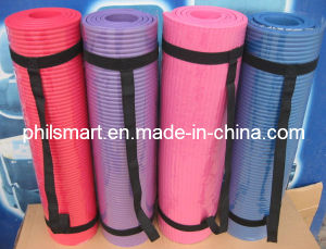 NBR Fitness High Density Pilates Gym Yoga Mat pictures & photos