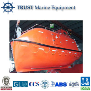 Hot Sale Marine F. R. P Totally Enclosed Lifeboat pictures & photos