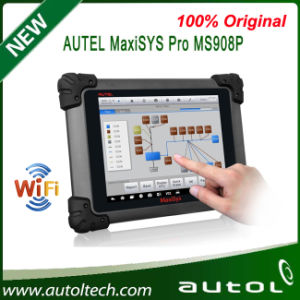 2015 Newest Version Car Diagnose Scanner Autel Maxisys PRO Ms908p WiFi Auto Diagnostic Tool pictures & photos