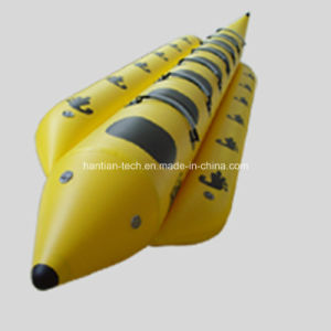 Watersport Korea Imported PVC Material Banana Boat pictures & photos