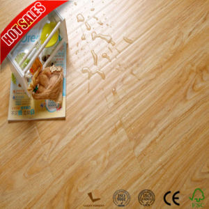 China Factory Sale Composite Laminate Flooring Cherry Oak Wood