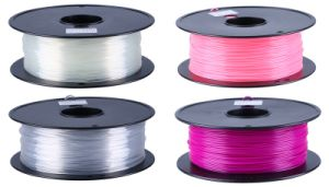 3D Printers Using 1.75mm PLA Filament Material