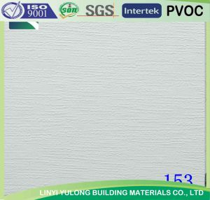 Gypsum Ceiling Tile with PVC and Aluminum pictures & photos