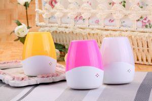 Intelligent Wall Plug Sound Twilight Sensor LED Night Lamp Light pictures & photos
