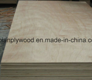 18mm Furniture Birch Plywood for Cabinet pictures & photos