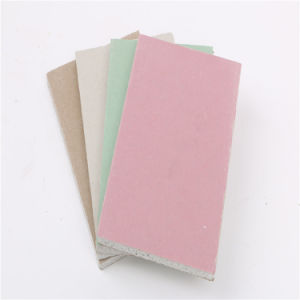 Gypsum Board Plaster Board for Ceiling and Drywall Partition
