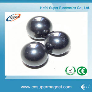 Wholesale Strong Neodymium 5mm Magnetic Balls pictures & photos