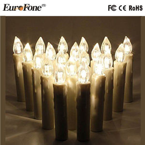 China Attractive Design Christmas LED Flameless Candle - China ...