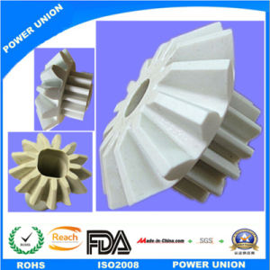 PTFE Plastic Injection Angle Bevel Spur Gear pictures & photos