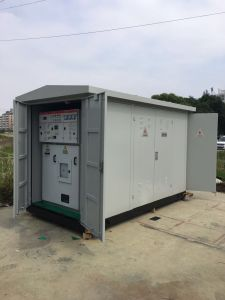 11kv 1250kVA Prefabricated Compact Transformers pictures & photos