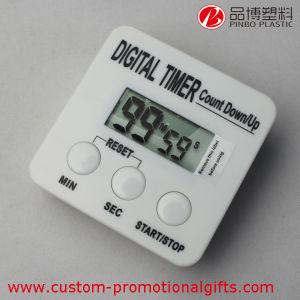 Battery Mini Digital LED Electronic Millisecond Countdown Timer