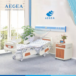 AG-By004 Embedded Operator Wholesales Electronic Hospital Bed Paralyzed Patient Used pictures & photos