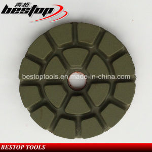 D100mm Granite and Marble Stone Grinding Pad for European Market pictures & photos