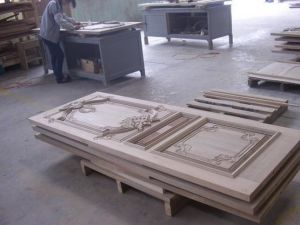 Hot Sale Glass Wooden Door (RA-N046) pictures & photos
