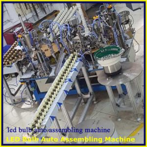 LED Lights Auto Assembling Machine pictures & photos