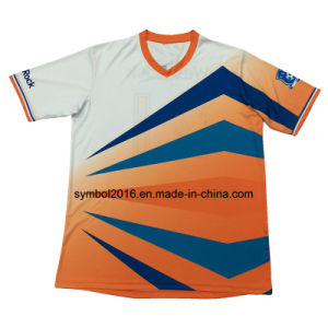 Soccer Sublimated Jersey of Teamwear Styles From Symbol Sports