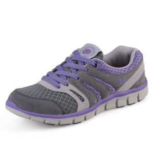 Sports Trekking Boots Hiking Shoes for Women (AK8870) pictures & photos