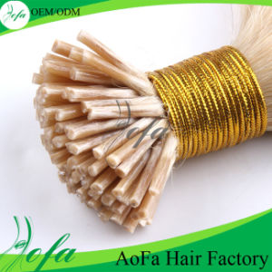 7A Brazilian I-Tip /U-Tip Hair Extension Virgin Remy Human Hair pictures & photos