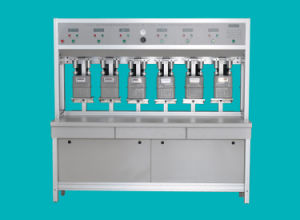 Airproof Testing Bench for Gas Meter pictures & photos