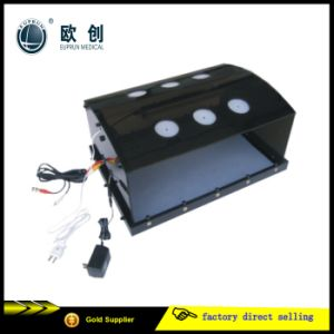 Endoscopic Simulation Operation Box Traning Case Laparoscopy Trainer for Green Hand pictures & photos