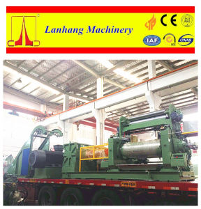 Hot Selling Lanhang China Xk660X2300 Rubber Open Mixer Mill pictures & photos