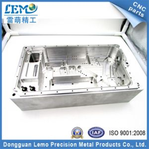 Aluminum CNC Machining Parts with Blocks by 5 Axis pictures & photos
