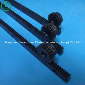 High Precision Plastic Straight Teeth POM Gear Rack pictures & photos