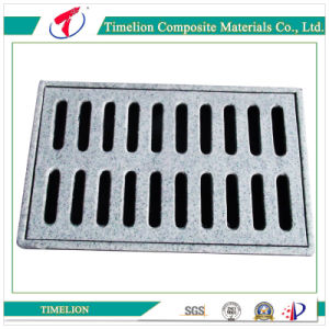 Outdoor SMC Sewage and Drainage Driveway Grates for Civil Engineering