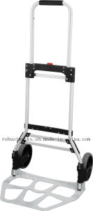 Heavy Duty Telescopic Aluminium Hand Trolley (HT120A) pictures & photos