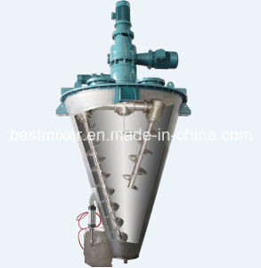 Vertical Double Screw Mixer with Helix Structure Stirring Rod pictures & photos