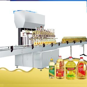 Sunflower Sesame Oil Bottling Equipment pictures & photos