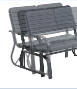 Leisure Public Swining Bench (GYY-158S) pictures & photos