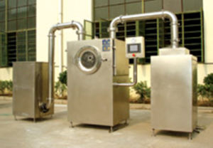 BGB Series High-efficiency Film Coating Machine pictures & photos