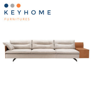China Italian Style Living Room Furniture Corner Sofa Leather Sofa ...