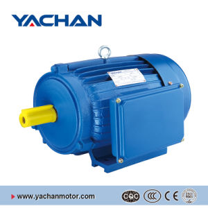 "CE Approved Yc Series ""Taiwan Type"" with Starting Capacitors Single Phase Electric Motor pictures & photos"