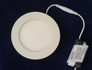 Round LED Panel Downlight 15W