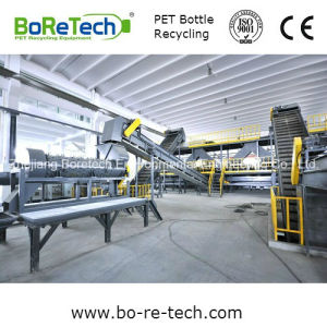 B to B Grade Pet Bottle Washing Line (TL3000) pictures & photos