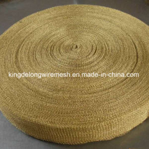 304 316 Stainless Steel Knitted Filter Wire Mesh pictures & photos