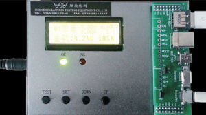 Mobile Phone Charger, Mobile Power Supply, Cable Tester Lx-610