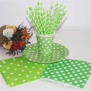 with 5 Years Manufacture Experience Factory Supply Colorful Paper Straws pictures & photos