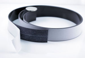 Flexible Magnet Strip with Adhesive