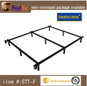 Awesome Stt American Style Modern Folding Bed Frame Easy Assemby Metal Bed Frame