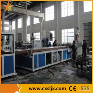 Wood Plastic Composite Profile Extrusion Machine pictures & photos