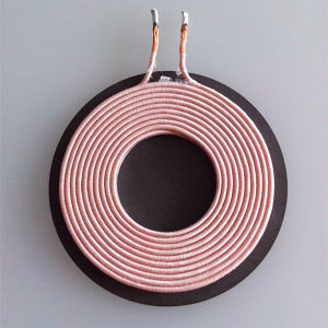 iPad Qi Wireless Charger A10 Tx Coils with Ferrite Shielding