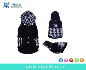 Skull Hoodie Dog Fashionable Coat pictures & photos