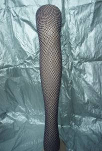 Sexy Lingerie Mesh Pantyhose with Two Colors 1989 pictures & photos