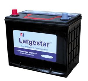 Dry Charged Battery Storage Car Battery Auto Battery Mf N100 pictures & photos