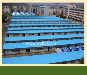 Economical Widely Application Prefabricated House for Worker